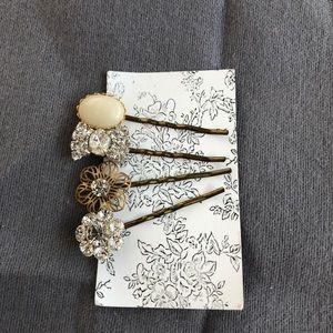 Anthropologie hair pins